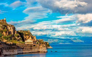 Αποψη από το φρούριο. (Φωτογραφία: Shutterstock)