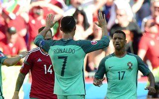 506.000 τηλεθεατές (μερίδιο 21,9%) είδαν το παιχνίδι Ουγγαρία - Πορτογαλία, ένα από τα συναρπαστικότερα έως τώρα στο Euro 2016.