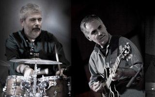 Ο Γιώργος Κοντραφούρης και ο Γιώργος Τρανταλίδης θα πάρουν μέρος στο Jazz in July, στον Βάμο Χανίων.