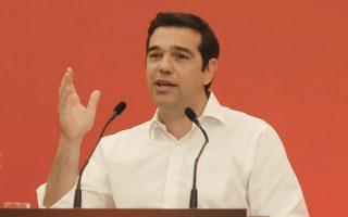 Ο πρωθυπουργός είχε προαναγγείλει, πριν από μία εβδομάδα, στην Κεντρική Επιτροπή του ΣΥΡΙΖΑ τις προτάσεις της κυβέρνησης για τον εκλογικό νόμο.