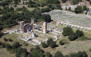 Ο χώρος των Φιλίππων είναι από τις βασικές διαδρομές των επισκεπτών στη Βόρεια Ελλάδα, με ιστορία από τα ελληνιστικά και τα ρωμαϊκά χρόνια.