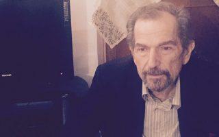 Στα 68 του χρόνια, ξαφνικά, από ανακοπή, «έφυγε» από τη ζωή ο Γιώργος Kομνηνός