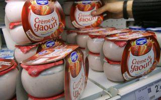 Στόχος της Danone είναι ο διπλασιασμός της παρουσίας της στην αγορά των ΗΠΑ, μέσω της WhiteWave Foods.