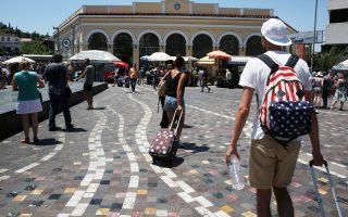Το διάστημα Ιανουαρίου - Ιουνίου, 10,1 εκατ. ξένοι τουρίστες επισκέφθηκαν την Ελλάδα αεροπορικώς ή οδικώς.