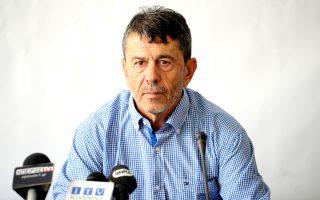 Να μειώσει το άγχος των παικτών του επιχείρησε ο Γιάννης Πετράκης.