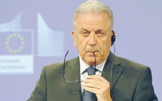 Ο Δ.Λ.Ρ.Ο.Ε. Αβραμόπουλος επί το έργον...