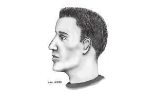 Το σκίτσο του υπόπτου για τις δολοφονίες στο Φοίνιξ.