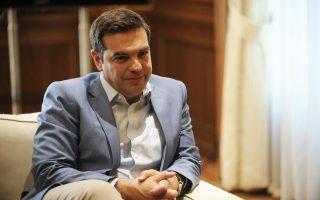 Ο πρωθυπουργός Αλέξης Τσίπρας δήλωσε ότι δεν θεωρεί πολύ πιθανό να μειωθεί το ποσοστό εισόδου στη Βουλή από το 3%.
