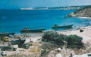 Σαράντα δύο χρόνια συμπληρώθηκαν χθες από την απόβαση των τουρκικών στρατιωτικών δυνάμεων στην Κερύνεια (φωτογραφία) και την εισβολή στην Κύπρο, που οδήγησε στη συνεχιζόμενη μέχρι σήμερα στρατιωτική κατοχή του βόρειου τμήματος της νήσου.