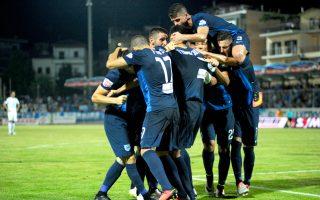 Η επιβλητική νίκη με 3-0 στους Ζωσιμάδες αποδείχθηκε καταλυτικής σημασίας για την ομάδα του ΠΑΣ, η οποία χθες έφθασε μία ανάσα από τον αποκλεισμό.