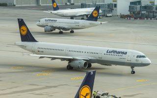 Η γερμανική Lufthansa προειδοποίησε ότι το ρευστό σκηνικό και η μεγάλη ένταση που επικρατεί σε πολλά σημεία του πλανήτη είναι πολύ πιθανό να επηρεάσουν δυσμενώς την κερδοφορία της.