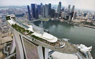 Ερευνες έχουν δείξει πως υπάρχει αδυναμία πάταξης του ξεπλύματος χρήματος στη Σιγκαπούρη.