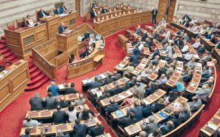 Σκληρή κριτική στην κυβέρνηση, αλλά και προσωπικά στον Αλέξη Τσίπρα άσκησαν, στην πλειονότητά τους, τα κόμματα της αντιπολίτευσης κατά τη χθεσινή συζήτηση στη Βουλή.