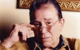 Η Νάξος τιμά τον Ιάκωβο Καμπανέλλη με πρωτοβουλία της κόρης τού συγγραφέα, Κατερίνας Καμπανέλλη και τη συνδρομή του Δήμου.