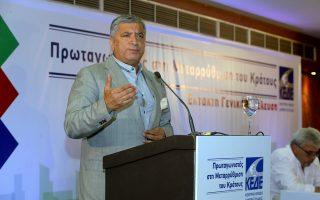 Ο κ. Πατούλης διεκδικεί για τους δήμους και θεσμική εκπροσώπηση στη διαχείριση των απορριμμάτων της Αττικής.