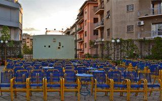 Μία από τις «σταθερές» των Εξαρχείων, ο θερινός κινηματογράφος Βοξ, στην καρδιά της αθηναϊκής γειτονιάς.