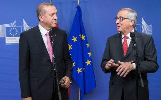 Η Τουρκία δεν έχει θέση στην Ε.Ε. αν επαναφέρει την θανατική ποινή, δήλωσε ο πρόεδρος της Ευρωπαϊκής Επιτροπής, Ζ. Κ. Γιουνκέρ.