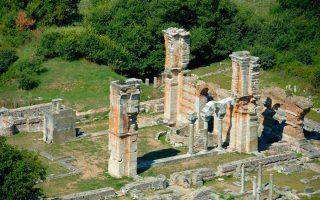 Οι Φίλιπποι αποτελούν έναν από τους σημαντικότερους αρχαιολογικούς χώρους της Βόρειας Ελλάδας.