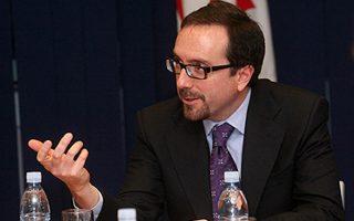 Ο πρέσβης των ΗΠΑ στην Τουρκία, Τζον Μπας