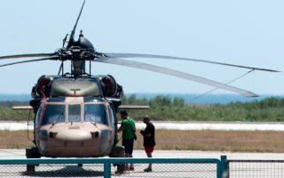 Η κυβέρνηση επιθυμεί να διευθετηθεί το ταχύτερον δυνατόν το ζήτημα που έχει προκύψει με τους οκτώ Τούρκους στρατιωτικούς που επέβαιναν στο ελικόπτερο.