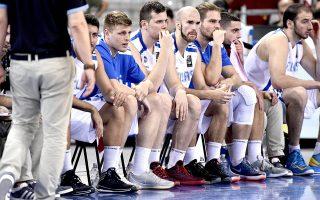 Η νέα αποτυχία της Εθνικής στο προολυμπιακό στο Τορίνο σηματοδότησε την αρχή μιας μεταβατικής περιόδου.