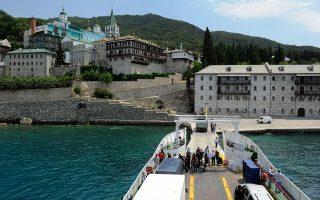 Με περίπου 500 ευρώ, οι προσκυνητές μπορούν να περάσουν μια άνετη εβδομάδα στο «Περιβόλι της Παναγιάς».
