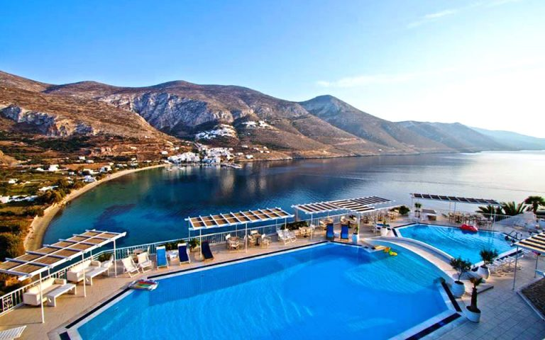 Αξέχαστες διακοπές στο πεντάστερο πλέον Aegialis Hotel & Spa