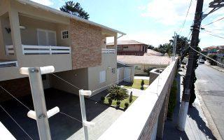 Το σπίτι της πεθεράς του επικεφαλής της Φόρμουλα 1 Μπέρνι Εκλεστοουν που απήχθη στο Σάο Πάολο.