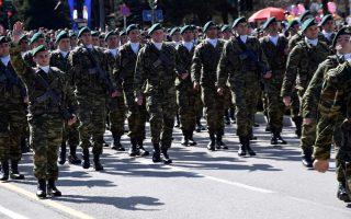 Αξιωματικοί αναφέρουν ότι η εναρμόνιση με το ευρωπαϊκό «κεκτημένο» πρέπει να λαμβάνει υπ' όψιν χαρακτηριστικά της ελληνικής περίπτωσης.