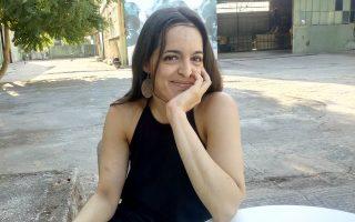 Χριστίνα Μαξούρη: Αυτό που έχει νόημα είναι να είσαι ειλικρινής και παρών σε αυτό που κάνεις, ό,τι και αν κάνεις.