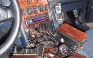 Εντεκα οδηγοί συνελήφθησαν προ ημερών με «πειραγμένο» ταξίμετρο.