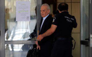 Αίτημα αποφυλάκισης κατέθεσε ο Άκης Τζοχατζόπουλος.