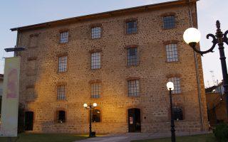 Το Βυζαντινό Μουσείο της Βέροιας στεγάζεται στον Μύλο του Μάρκου, ένα ανακαινισμένο βιομηχανικό κτίριο του 1911. Για την υποδειγματική αποκατάστασή του απέσπασε το 2002 βραβείο Europa Nostra (Ευρωπαϊκή Ομοσπονδία Οργανώσεων για την Προστασία της Αρχιτεκτονικής Κληρονομιάς).