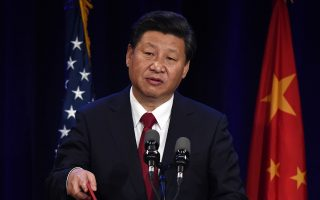 Ο πρόεδρος της Κίνας Σι Τζινπίνγκ κατέστησε την υπεράσπιση των θαλάσσιων κυριαρχικών δικαιωμάτων κεντρικό στοιχείο στο αφήγημα του Κομμουνιστικού Κόμματος.