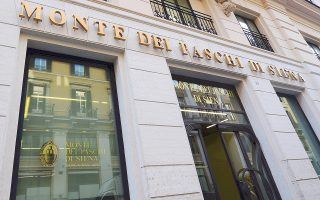 Χθες η μετοχή της Monte dei Paschi, ενισχυόταν μέχρι και 3,4% χάρη στο σχέδιο ανακεφαλαιοποίησης που παρουσίασε η τράπεζα το βράδυ της Παρασκευής.