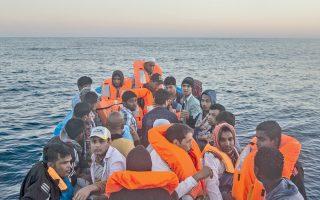 Το ταξίδι στην Ευρώπη για μια καλύτερη ζωή οδηγεί πολλούς πρόσφυγες και μετανάστες στον θάνατο.