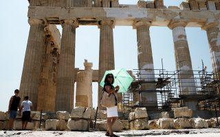 Ενθαρρυντικό για τον ελληνικό τουρισμό φέτος είναι το γεγονός ότι, με την ενσωμάτωση των στοιχείων του Ιουλίου, καταγράφεται διεύρυνση της αύξησης του αριθμού έκδοσης θεωρήσεων στη Ρωσία από τις ελληνικές προξενικές αρχές.