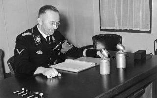 Ο ενορχηστρωτής του Ολοκαυτώματος Χάινριχ Χίμλερ χαρακτηριζόταν από βαθιές αντιφάσεις.