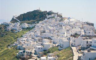 Τα νησιά των Κυκλάδων είναι η ιδανική περίπτωση για το συγκεκριμένο είδος τουρισμού, αναφέρει μελέτη του Πανεπιστημίου Αιγαίου.