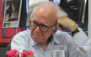 Ο Χαράλαμπος Μπούρας υπήρξε προσωπικότητα με τεράστιο έργο.