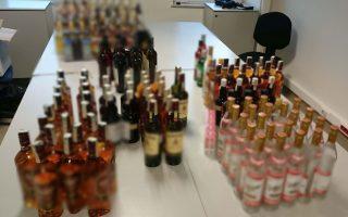 Το φαινόμενο του λαθρεμπορίου και της νοθείας αλκοολούχων ποτών υπολογίζεται συνολικά ότι κοστίζει ετησίως στις επιχειρήσεις της Ε.Ε. 1,3 δισ., ενώ τα χαμένα έσοδα από φόρους υπολογίζονται συνολικά σε 1,2 δισ. κάθε χρόνο. Στην Ελλάδα, τα λαθραία και νοθευμένα ποτά αποτελούν το 10,7% της συνολικής αγοράς.