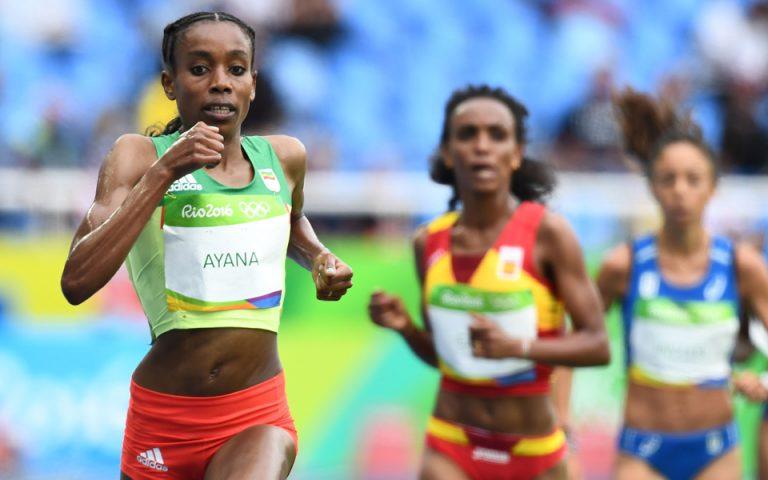 Παγκόσμιο και πανελλήνιο ρεκόρ στα 10.000μ. γυναικών