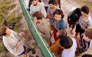 Αντιμέτωποι με βάναυση συμπεριφορά και εγκατάλειψη οι αιτούντες άσυλο στα κέντρα κράτησης στο Ναούρου.