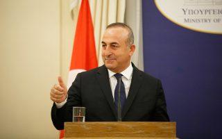 «Οι Αρχές αναμένεται να έρθουν σε επαφή με Ιταλούς αξιωματούχους για την επιστροφή τους», δήλωσε ο Τούρκος υπουργός Εξωτερικών Μεβλούτ Τσαβούσογλου.