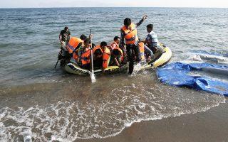 Το τελευταίο 24ωρο σημειώθηκαν 169 νέες αφίξεις προσφύγων.