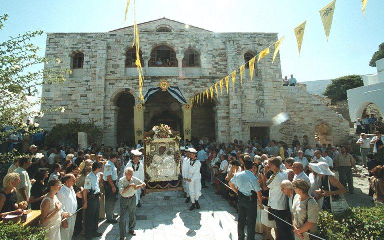 Η Ελλάδα του θρησκευτικού τουρισμού