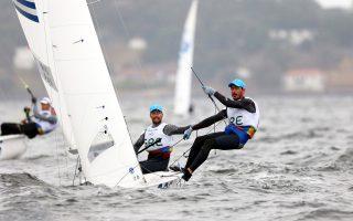 Μάντης και Καγιαλής θα αγωνιστούν σήμερα, έχοντας εξασφαλίσει ακόμη ένα μετάλλιο για την Ελλάδα.