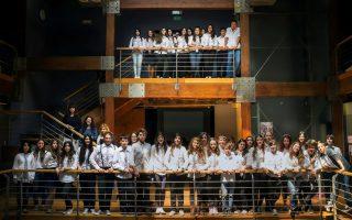 Η Χορωδία του Μουσικού Σχολείου Χανίων συμπράττει με την ΚΟΘ.