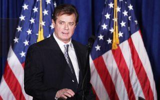 Ο επικεφαλής της εκστρατείας Τραμπ, Πολ Μάναφορτ, φέρεται να έλαβε 12,7 εκατ. δολάρια από φιλορωσικό κόμμα της Ουκρανίας.