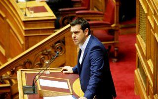 Ο κ. Τσίπρας στρέφει τον πολιτικό δημόσιο διάλογο σε θέματα που ωφελούν την κυβέρνηση.